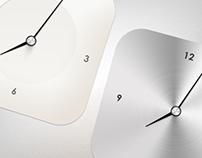 Modern Clock Widget (PSD)