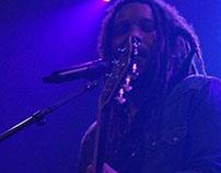Stephen Marley's Guitar