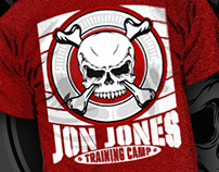 UFC: Jon Jones Branding and Equipment