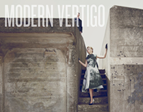 """Modern Vertigo"" for Rue Magazine"