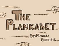 """The Plankabet""-Alphabet book"