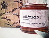 / athamari / - Kytherian Thyme Honey