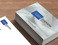 KRD Imports Logo