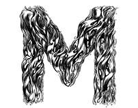 """Amoeba Type """"M"""""""