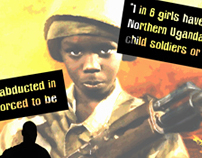 Run4Uganda Poster Design