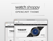 Watch Shoppy Opencart Theme