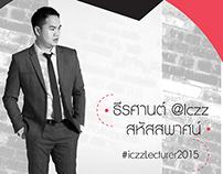 Tirasan Iczz Sahatsapas l Poster#01