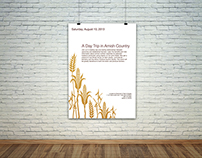 Agricultural Event Poster