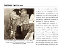 Robert Davis -- Bio
