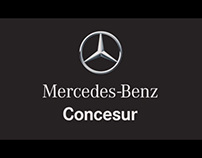 Concesur presenta Mercedes ClaseA Sevilla | Ye,visual