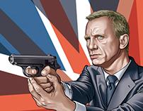 007 at 50