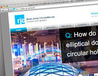 RJC Consulting Engineers Website