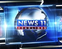 NEWS 11 REBRANDING 2013