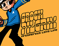 Spock Pilgrim