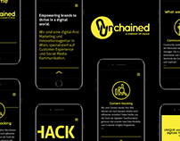 Unique Unchained  / Webdesign