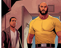 Colors for Marvel: Luke Cage
