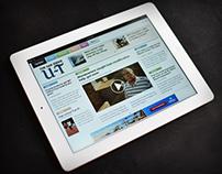 Union Tribune iPad App