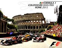 Colosseum Gran Prix, Rome 2015