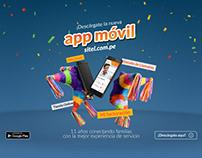 Sitel.com.pe - Aniversario 2017