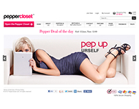 Ecommerce Web Portfolio