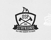 Strykowo OSP - Logo