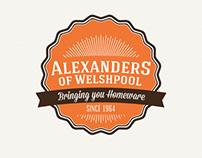 Alexanders of Welshpool - Logo