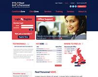 Fleet Personnel - Web Design/ Web Development