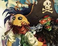 LeChuck's Revenge - A Monkey Island inspired tutorial