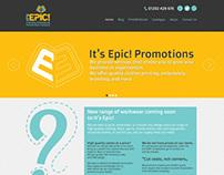 It's Epic! - Web Design/ Web Development