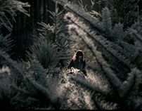 """Woodland"" Set build & location dressing (2012)"