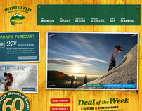 Whitefish Mountain website