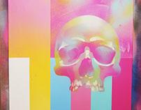 'Test Card Skull 001'