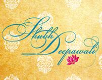 SHUBH DEEPAWALI GREETING CARDS