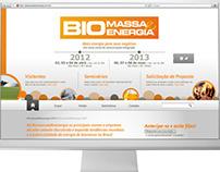 Website // Biomassa e Bioenergia