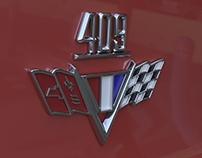 Chevy Impala SS 409 1964 WIP