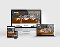 Sitio web de CASANOVA