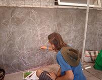 Mosaic Art Symposium, Puente Alto, Cile