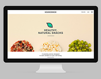 SourcedBox — Healthy, Natural Snacks