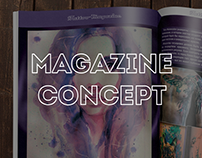 Magazine concept (2014)