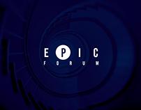 Epic Forum - Visual Identity