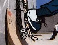 sk8boarding art