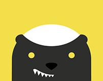 Ratel Logo and Animation