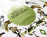 """Aves de Portugal"" Collection Brochure for Vista Alegre"