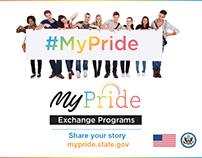 #MyPride in Exchange Programs