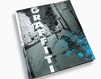 "Diploma book ""MOSCOW GRAFFITI"""