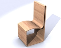 one sheet chair
