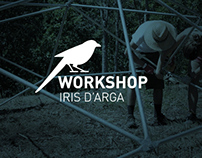 ÍRIS D'ARGA, Workshop Dome Construction, 2011