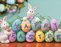 2017 Best 30 Easter Decorations