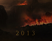 Viral Poster | The Hobbit: The Desolation of Smaug