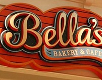 Ameristar Casino Bella's Bakery & Cafe Re-branding